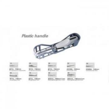 歯科抜歯用ルートエレベーター(プラスチックハンドルハンドル)(9本入セット)