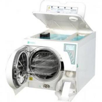 P&T高圧蒸気滅菌器オートクレーブBTD17
