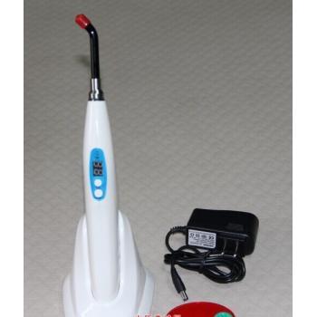 HEMAO®歯科用ワイヤレスLED光重合器 照射器(二つのバッテリーが内蔵)DP385B