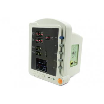 患者モニタ---CMS5100赤、黄色LED搭載