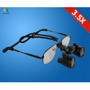 Micare®歯科用双眼ルーペ3.5倍拡大鏡