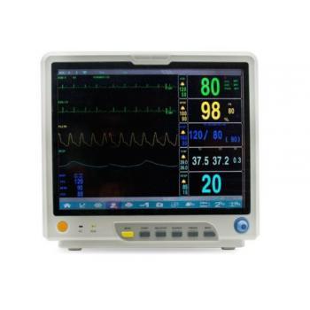 患者モニタCMS9200メモリやミニSDメモリーカード内蔵
