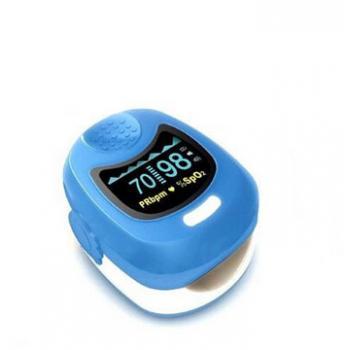 血中酸素濃度計 (パルスオキシメーター )CMS50QB  小児も適用
