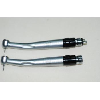Jinme®ME-TUQ歯科用高速ハンドピース トルクヘッド(プッシュボタン式、カップリング付き)4/2ホール