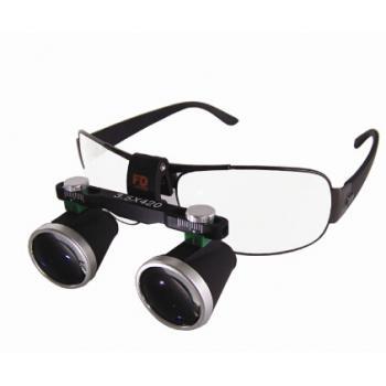KWS® 双眼ルーペ拡大鏡(2010)FD-501G 2.5/3.5X