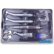 COXO®高速ハンドピース&低速ハンドピースセットCX-235-4 5本入り 2/4ホールタイプ