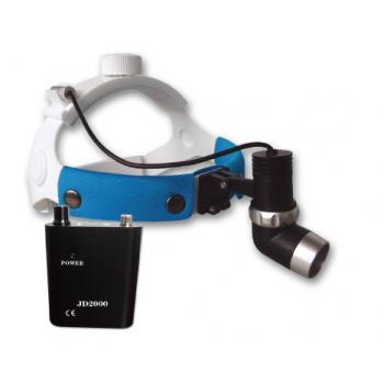Micare®医療用ヘッドバンド型LEDヘッドライトJD2000I-3W