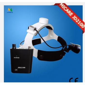 Micare®医療用ヘッドバンド型LEDヘッドライトJD2100