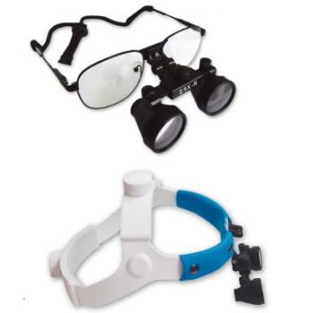 Micare®歯科用ヘッドバンド式双眼ルーペ