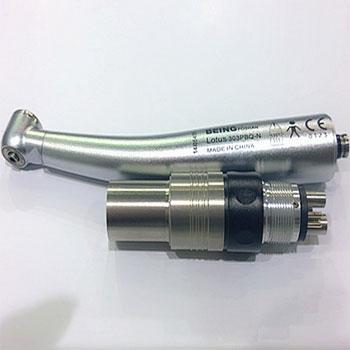 Being®歯科用高速ハンドピース Lotus 303PBQ-N LEDライト付き (NSKと互換、カップリング付き)