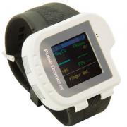 CONTEC®新型手首式パルスオキシメーター(血中酸素濃度計・脈拍計・カラーディスプレイ)CMS50I