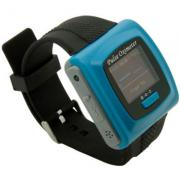CONTEC®手首式パルスオキシメーター(血中酸素濃度計・脈拍計・カラーディスプレイ)CMS50F