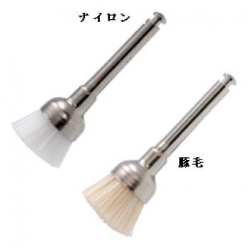 歯科用ポリッシングブラシ/プロフィーブラシ ジュニアタイプ 100本入
