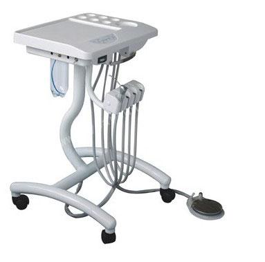 歯科用可動式ユニット(歯科診療用トレーテーブル)